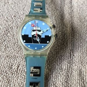Watch swatch collection how make a baby